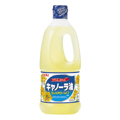 キャノーラ油
