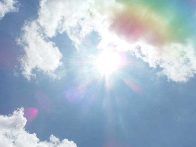 太陽光の紫外線